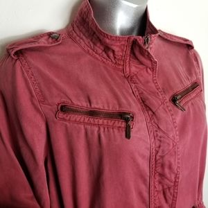 《Red Clay Jacket》